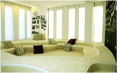 Saatchi & Saatchi break out space Saatchi & Saatchi, Floor Chair, Space, House, Furniture, Design, Home Decor, Floor Space, Decoration Home
