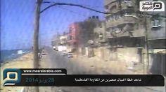 مصر العربية |#شاهد| لحظة اغتيال عنصرين من #المقاومة_الفلسطينية