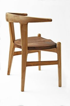 Martin Spencer. Bespoke handmade chairs and tables in the Scandinavian tradition