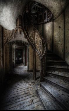 How Long Was I Asleep Treppe Related posts:Vergessene Orte — Flo Doehmer FotografieFourth BaptistDerelict Places abandoned Abandoned Buildings, Abandoned Castles, Abandoned Mansions, Old Buildings, Abandoned Places, Spooky Places, Haunted Places, Beautiful Buildings, Beautiful Places
