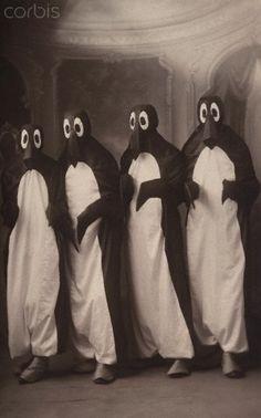 the unconvincing penguins