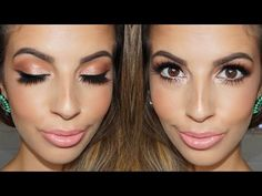 Warm Summer Makeup Tutorial 2015 | Jaclyn Hill Favorites Palette - YouTube Jaclyn Hill Palette, Beauty Tutorials, Beauty Hacks, Video Tutorials, Beauty Tips, Laura Lee, Beauty Makeup, Hair Beauty, Beauty Stuff