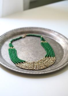 India Beaded Necklace