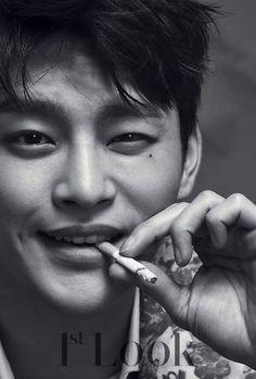 that's Seo In-guk — Photoshoot - June 2016 Ahn Jae Hyun, Eun Ji, Joo Hyuk, Cha Eun Woo, Seo In Guk, Seo Kang Joon, Asian Actors, Korean Actors, Shopping King Louis