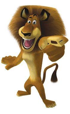Madagascar Characters Alex