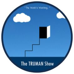 Fantastic No Cost The TRUMAN show Minimalist Poster by Tchav on DeviantArt Suggestions Dance and movement therapy has become an integrated part of many day-care services in German-speak Jim Carey, The Truman Show, Minimal Movie Posters, Alternative Movie Posters, Room Posters, About Time Movie, Minimalist Poster, Deep, Film Movie