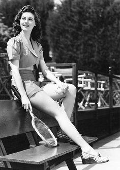 Ava Gardner 1940s