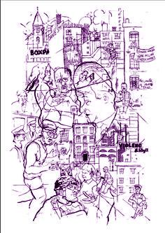 Homage to George Grosz