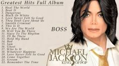 The Best Of Michael Jackson - Michael Jackson's Greatest Hits Collection Best Michael Jackson Songs, Michael Jackson's Songs, Michael Jackson Youtube, Michael Jackson Wallpaper, Michael Jackson Speechless, Worst Names, Phil Collins, King Of Music, We Are The World