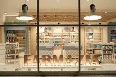 Farmazia, proyecto integral de SuBe Susaeta Interiorismo © Elker Azqueta