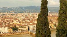 Florence - Panorama from Villa Bardini - Saverio Pepe