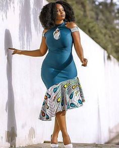 Latest Ankara Dress Styles - Loud In Naija Couples African Outfits, Ankara Dress Styles, African Fashion Ankara, Latest African Fashion Dresses, African Dresses For Women, African Print Dresses, African Print Fashion, African Attire, Africa Fashion