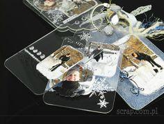 zimowy albumik akrylowy Scrapbooking, Winter, Winter Time, Scrapbooks, Memory Books, Scrapbook, Winter Fashion, Notebooks