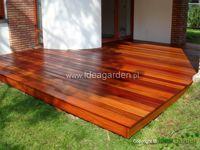 Drewno egzotyczne | http://www.ideagarden.pl/deski-egzotyczne-gatunki.html