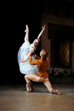 Maria Kochetkova in 'Giselle' - Photo by Erik Tomasson, 2010.