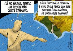 O tamanho dos problemas.. (autoria: Carlos Sêco)