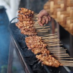 Sate Ayam delicious