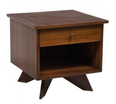 "George Nakashima ""Origins Collection"" Nightstand for Widdicomb 1"