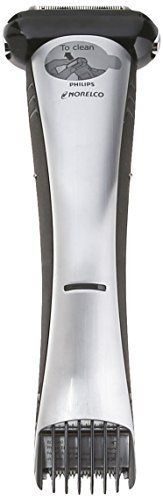Beard Shaver  Trimmer Cordless Body Hair Groomer Electric Clean Philips Norelco  #PhilipsNorelco