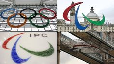 From top left, clockwise: One image of Olympics rings, three images of Paralympics Agitos   Paralympics: 10 things you need to know  After the success of the London Olympics there's unprecedented excitement about the Paralympics. But what are the differences between the two sets of Games?