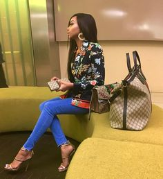 M Instagram, Instagram Outfits, Top Celebrities, Queen B, Boss Babe, Casual Outfits, Formal Outfits, What To Wear, African