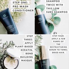Samples of this entire line are here! Repair dry, broken, damaged hair in 4 easy steps. My Monat, Monat Hair, Beauty And Beast Wedding, Hair Issues, Hair System, Hair Spa, Color Your Hair, Hair Game, Damaged Hair
