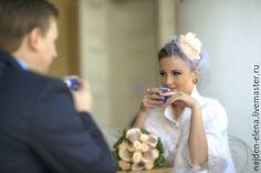 Купить свадебная накидка - белый, пелерина, свадебные аксессуары, свадебный аксессуар, нуновойлок, свадебный салон