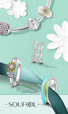 From charms and bracelets to necklaces and rings, find the perfect gift for every loved one with Soufeel.