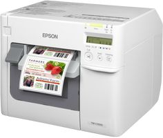 Buy Epson ColorWorks Colour Label Printer from Labelzone, the label printer experts. Roll Labels, Epson, Washing Machine, Swatch, Home Appliances, Printers, Color, Products, House Appliances