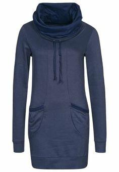 Bluza - niebieski