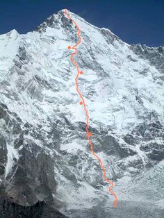 Cho Oyu (8201m) South East face