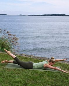 """""""Strengthen Your Back"""" -- Exercises that target the spine and its supporting muscle groups."""