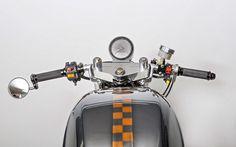 "Honda CX500 ""Twister"" by Wena Customs"