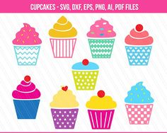 Class Birthday Display, Cupcake Clipart, Cupcake Pictures, Card Games For Kids, Crafts With Pictures, Christmas Cards To Make, Cricut Creations, Vinyl Crafts, Scrapbooking Layouts