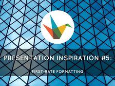 """""""Presentation Inspiration #5"""" - A Haiku Deck by Erin Michael Vondrak #setyourstoryfree"""