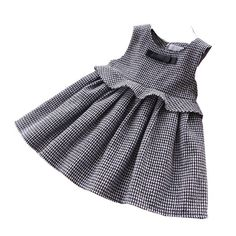 Cheapest winter baby girl party dresses for girls plaid dress for girls princess dress sleeveless bow toddler dress kids new year costume makeup hair Baby Girl Party Dresses, Dresses Kids Girl, Baby Dress, Kids Outfits, Dress Party, Baby Girl Fashion, Kids Fashion, Baby Girl Winter, Baby Girl Princess