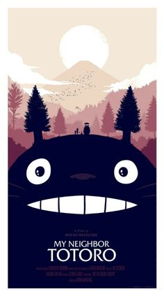 Tonari no Totoro - Posters by Mondo
