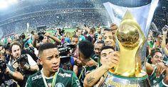 Eneacampeão! A repercussão do título do Palmeiras nas redes sociais
