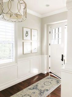 best neutral paint colors and why we chose the color for our walls. Pale Oak is tried and true and a beautiful neutral color.the best neutral paint colors and why we chose the color for our walls. Pale Oak is tried and true and a beautiful neutral color. Best Neutral Paint Colors, Greige Paint Colors, Favorite Paint Colors, Paint Colors For Home, House Colors, Hallway Paint Colors, Best Wall Colors, Off White Paint Colors, Foyer Colors