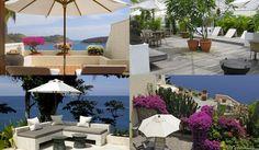 Progetti di giardini e terrazzi: 15 idee di design da copiare ...