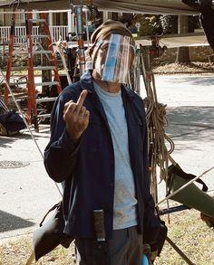 Walking Dead Morgan, The Walking Dead 2, Manado, Jeffrey Dean Morgan, Carl Grimes, Gorgeous Men, Comedians, It Cast, Actors