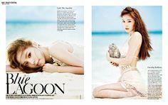 Eiffel In Seoul: Min Hyo Rin Heads To Maldives For Vogue Girl Korea