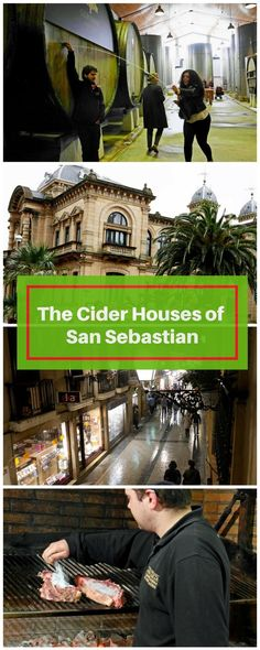 A trip to Spain's culinary capital - San Sebastian in the Basque Country - Cider Houses, Pintxos and the origin of Nueva Cocina Vasca Europe Travel Tips, Spain Travel, Travel Destinations, Portugal Travel, Spain Road Trip, Spain Culture, Best Travel Guides, Thing 1, Countries To Visit