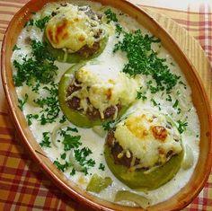 Baked Potato, Potatoes, Eggs, Baking, Breakfast, Ethnic Recipes, Food, Morning Coffee, Patisserie