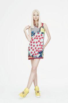 versace resort 2015 | Show Review: Versace Resort 2015 | The Fashion Bomb Blog : Celebrity ...