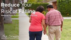 Even if a fall does not result in an injury, it can result in a fear of falling, which may cause someone to cut back on their daily activities. And when someone is less active, they become weaker and more susceptible for more falls. Today is National Falls Prevention Awareness Day, find out how a physical therapist can help you reduce your risk of falling.