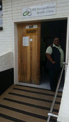 Entrance to SDi clinic