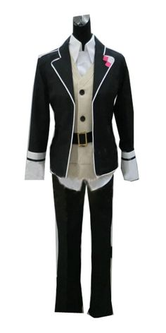 Camplayco Diabolik Lovers Sakamaki Shu Cosplay Costume-made -- Find out more about the great product at the image link.