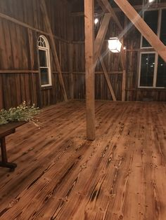 The new barn flooring is completed in The Hayloft! Here is a view of the flooring illuminated by our vintage lantern lighting in the evening hours. We are extremely proud of how it turned out. Hope you like it too. Lantern Lighting, Evening Hours, Hardwood Floors, Flooring, Vintage Lanterns, Wedding Venues, Twin, Wood Floor Tiles, Wedding Reception Venues