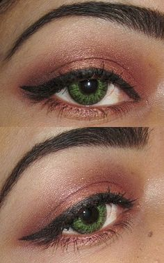 Neutral Brown Eye Makeup Tutorial